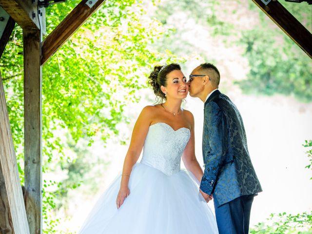 Le mariage de Philippe et Aydrey à Manosque, Alpes-de-Haute-Provence 14