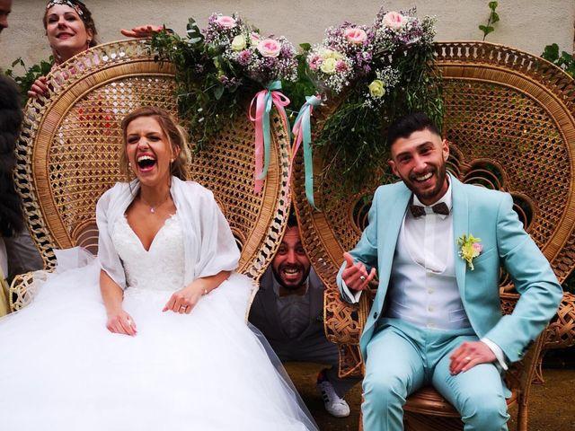 Le mariage de Jonathan et Emmanuelle à Carmaux, Tarn 7