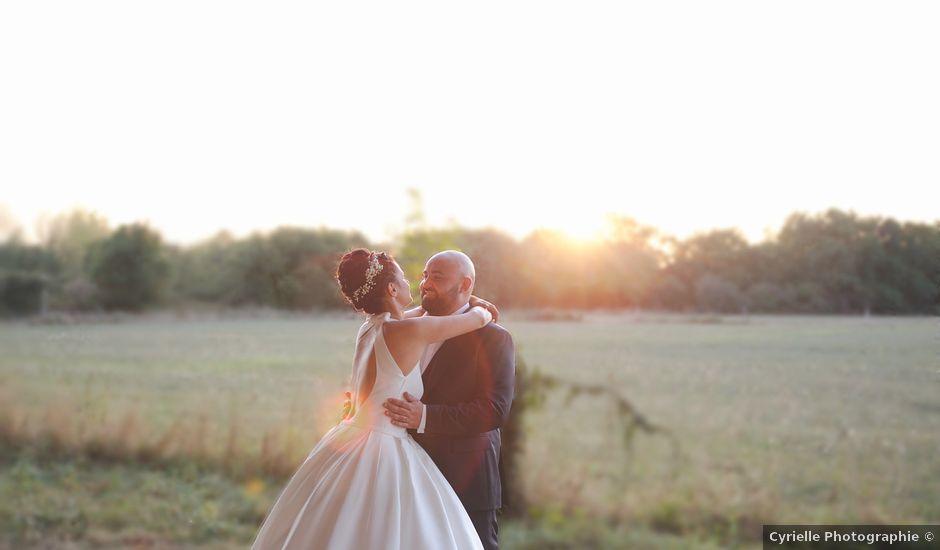 Le mariage de Mathieu et Lise à Chémeré, Loire Atlantique