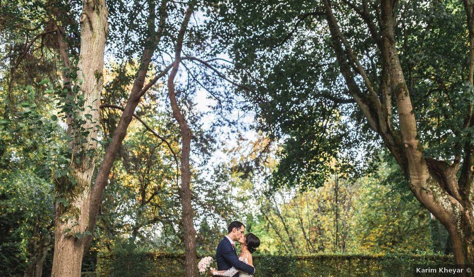 Le mariage de Fred et Annie à Hermeray, Yvelines
