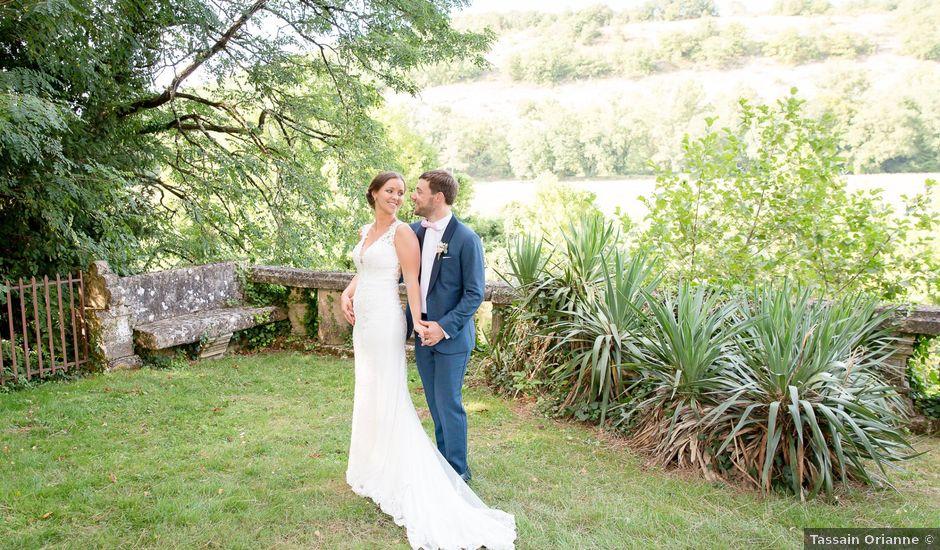 Le mariage de Jérémie et Emilie à Aubas, Dordogne