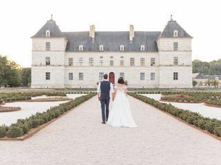 Le mariage de Alison et Mathias