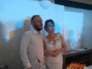 Le mariage de Fiona et Anthony 1