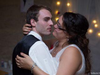 Le mariage de Frank  et Audrey