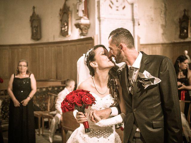 Le mariage de Damaris et Florian