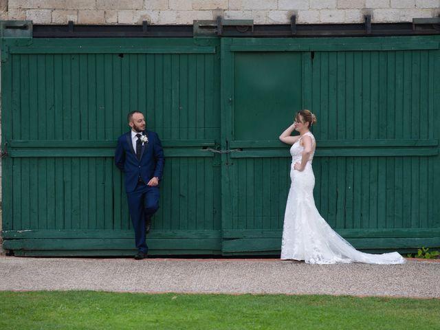 Le mariage de Fiona et Anthony