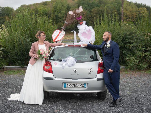 Le mariage de Anthony et Fiona à Pont Saint Mard, Aisne 17