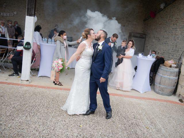 Le mariage de Anthony et Fiona à Pont Saint Mard, Aisne 18
