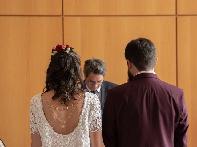 Le mariage de Damien et Claire à Montigny-le-Bretonneux, Yvelines 3