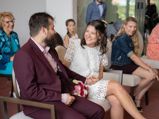 Le mariage de Damien et Claire à Montigny-le-Bretonneux, Yvelines 2