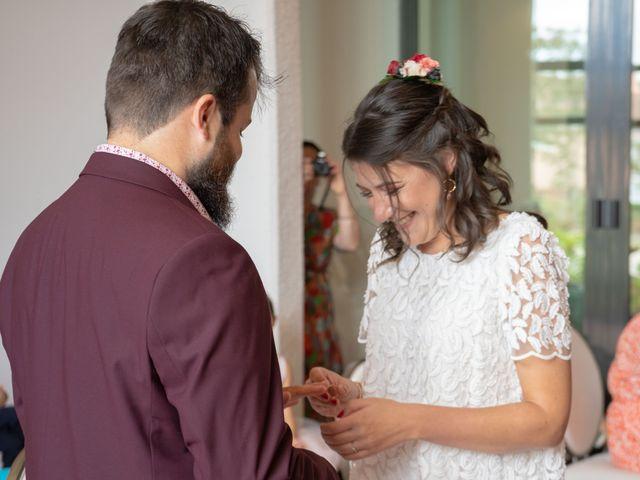 Le mariage de Damien et Claire à Montigny-le-Bretonneux, Yvelines 4