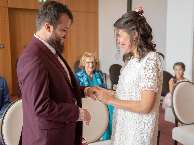 Le mariage de Damien et Claire à Montigny-le-Bretonneux, Yvelines 5