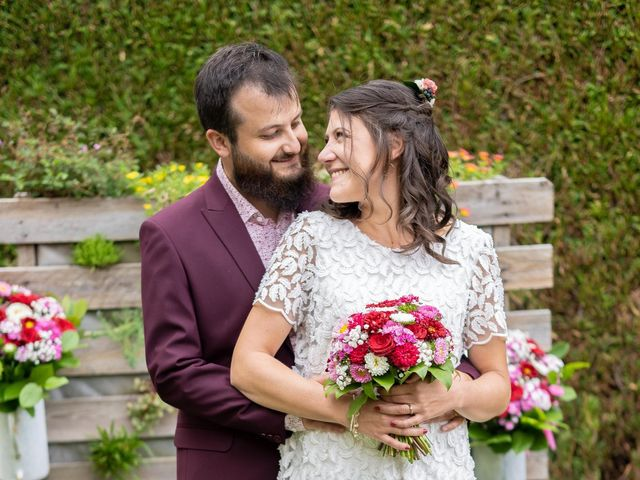 Le mariage de Damien et Claire à Montigny-le-Bretonneux, Yvelines 1
