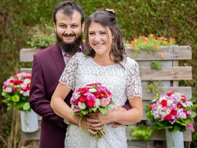 Le mariage de Damien et Claire à Montigny-le-Bretonneux, Yvelines 8