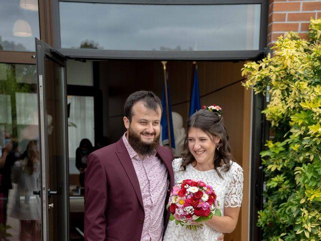 Le mariage de Damien et Claire à Montigny-le-Bretonneux, Yvelines 11