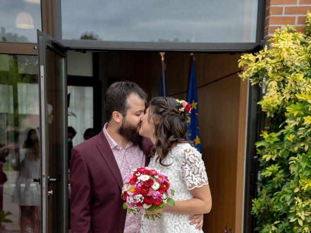 Le mariage de Damien et Claire à Montigny-le-Bretonneux, Yvelines 12