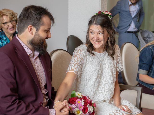 Le mariage de Damien et Claire à Montigny-le-Bretonneux, Yvelines 13