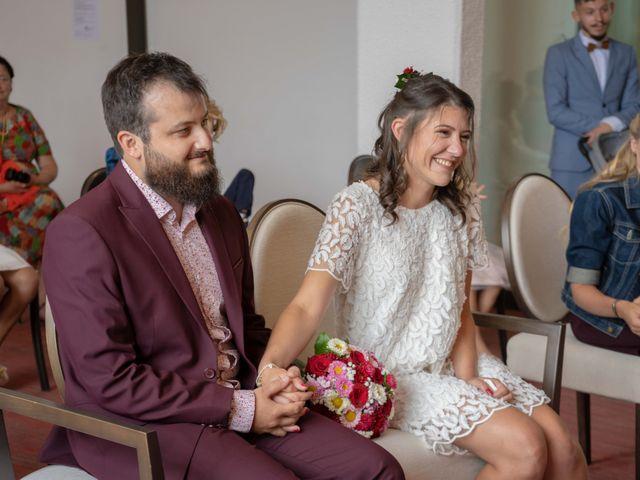 Le mariage de Damien et Claire à Montigny-le-Bretonneux, Yvelines 14