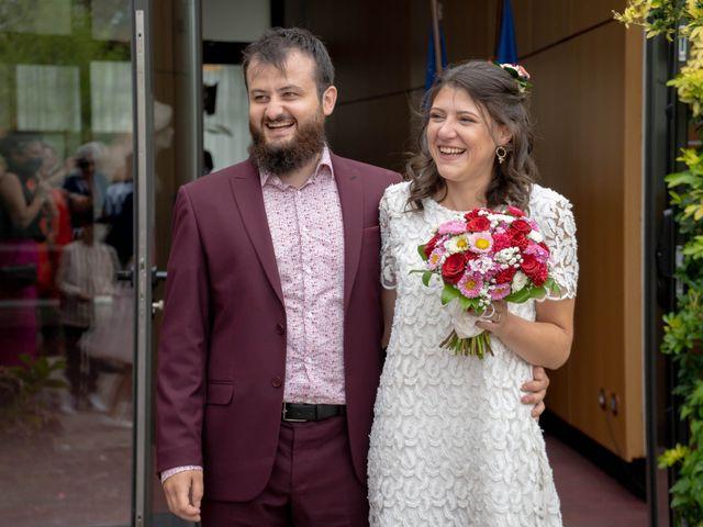 Le mariage de Damien et Claire à Montigny-le-Bretonneux, Yvelines 17