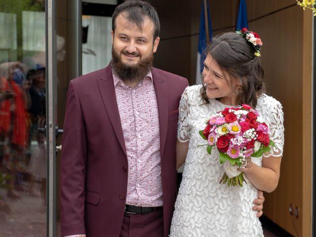 Le mariage de Damien et Claire à Montigny-le-Bretonneux, Yvelines 18