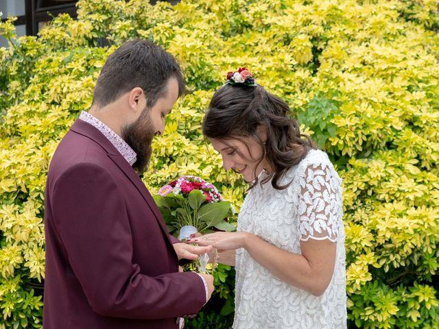 Le mariage de Damien et Claire à Montigny-le-Bretonneux, Yvelines 19