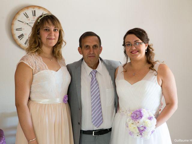 Le mariage de Audrey et Frank  à Porchères, Gironde 23