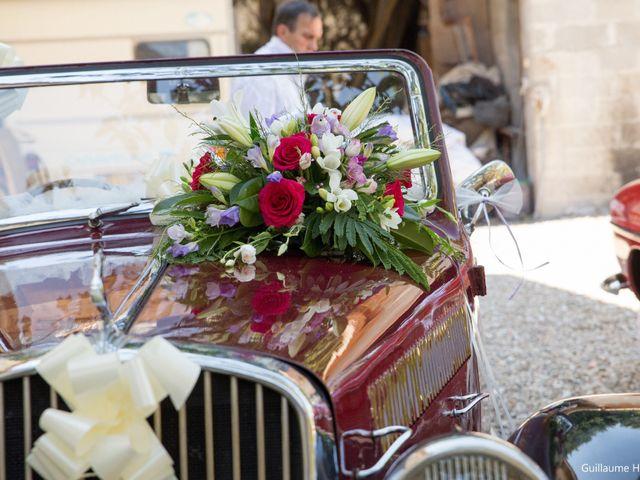 Le mariage de Audrey et Frank  à Porchères, Gironde 24