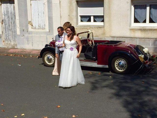 Le mariage de Audrey et Frank  à Porchères, Gironde 25