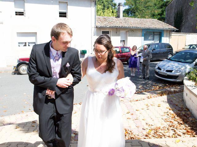 Le mariage de Audrey et Frank  à Porchères, Gironde 26