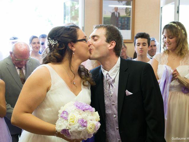 Le mariage de Audrey et Frank  à Porchères, Gironde 29