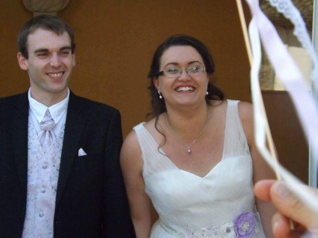 Le mariage de Audrey et Frank  à Porchères, Gironde 32