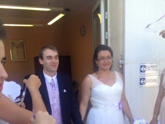 Le mariage de Audrey et Frank  à Porchères, Gironde 33