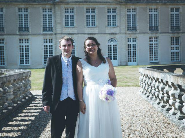 Le mariage de Audrey et Frank  à Porchères, Gironde 35