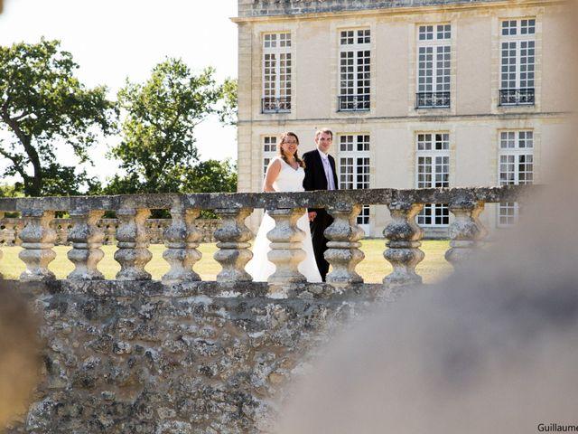 Le mariage de Audrey et Frank  à Porchères, Gironde 36