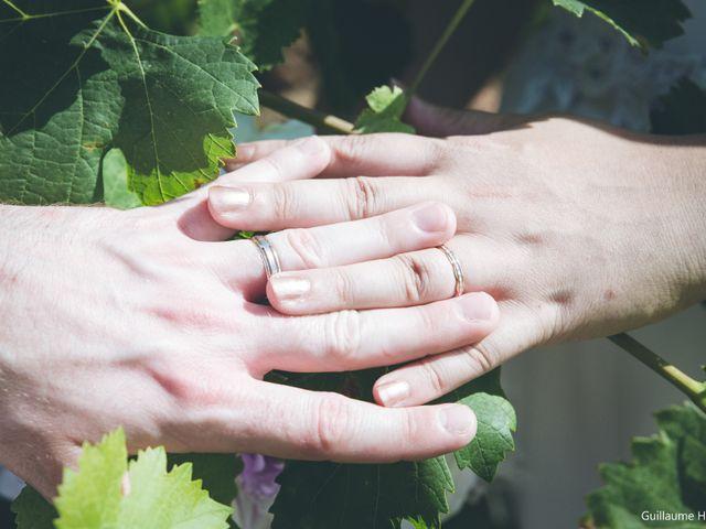 Le mariage de Audrey et Frank  à Porchères, Gironde 38