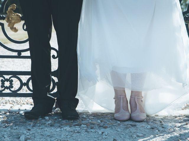 Le mariage de Audrey et Frank  à Porchères, Gironde 43