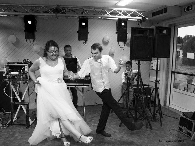 Le mariage de Audrey et Frank  à Porchères, Gironde 52