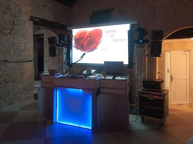 Le mariage de QUENTIN et SABINE à Bordeaux, Gironde 20