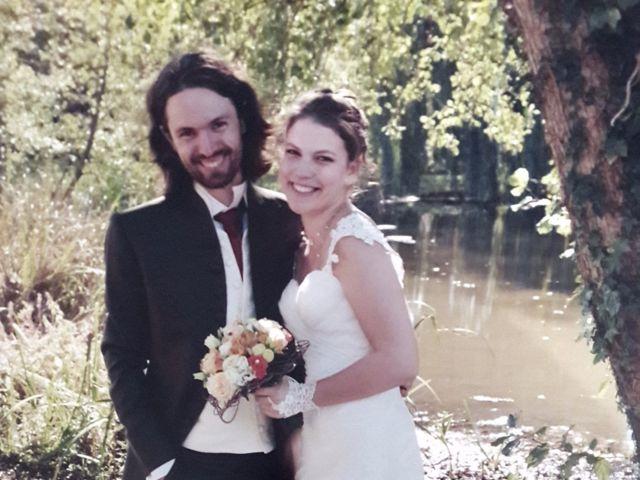 Le mariage de Thibault et Audrey à Nogent-le-Roi, Eure-et-Loir 9