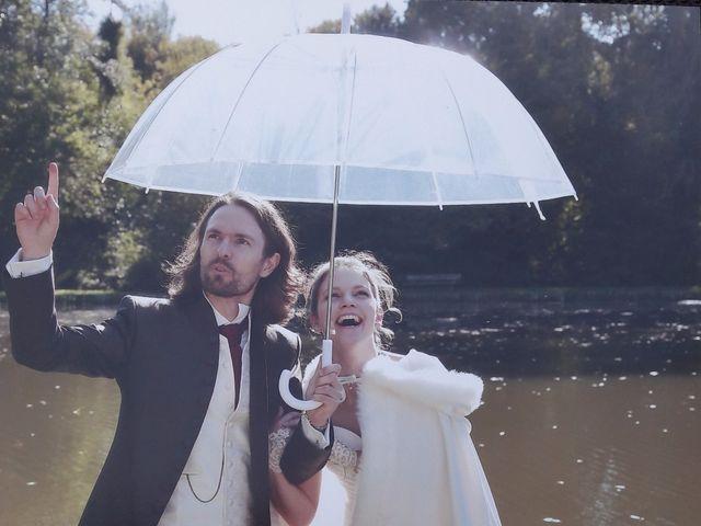 Le mariage de Thibault et Audrey à Nogent-le-Roi, Eure-et-Loir 1