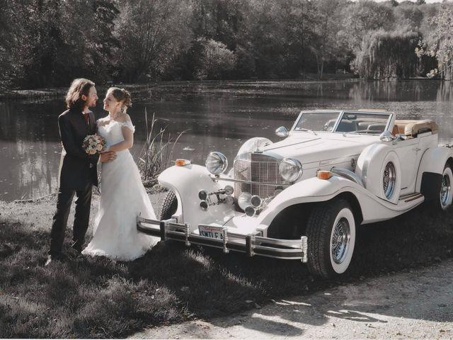 Le mariage de Thibault et Audrey à Nogent-le-Roi, Eure-et-Loir 10