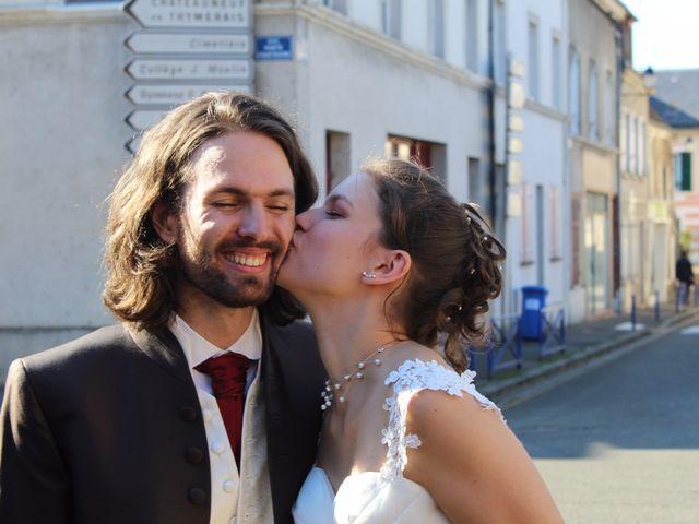 Le mariage de Thibault et Audrey à Nogent-le-Roi, Eure-et-Loir 13