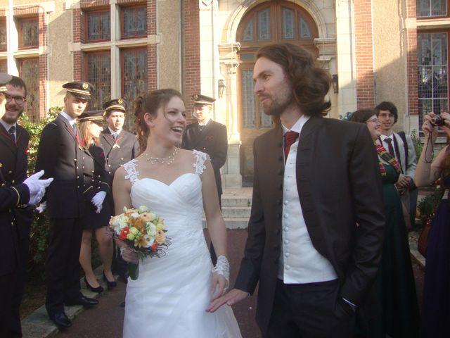 Le mariage de Thibault et Audrey à Nogent-le-Roi, Eure-et-Loir 15