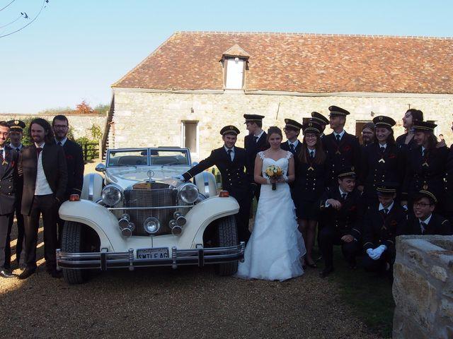 Le mariage de Thibault et Audrey à Nogent-le-Roi, Eure-et-Loir 22