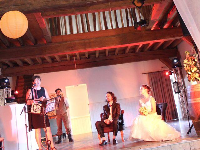 Le mariage de Thibault et Audrey à Nogent-le-Roi, Eure-et-Loir 24