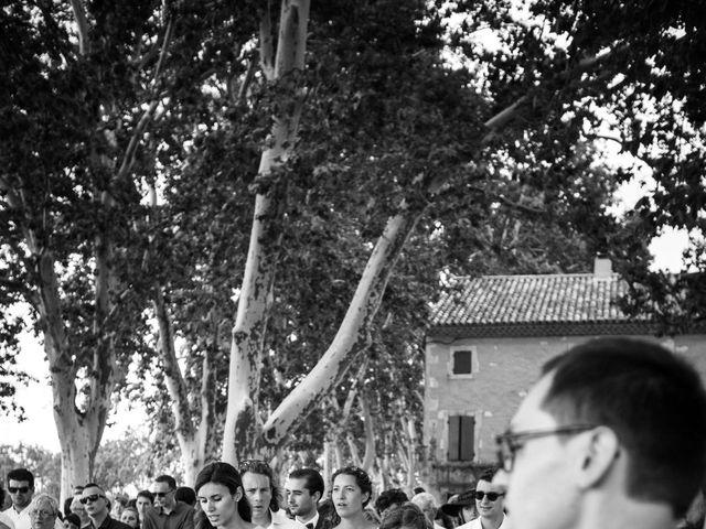 Le mariage de Yoann et Emilie à Maillane, Bouches-du-Rhône 7