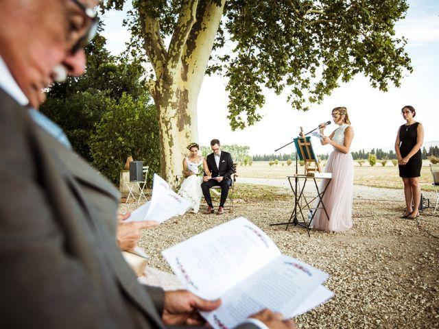 Le mariage de Yoann et Emilie à Maillane, Bouches-du-Rhône 8