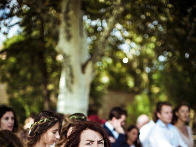 Le mariage de Yoann et Emilie à Maillane, Bouches-du-Rhône 9