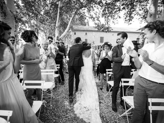 Le mariage de Yoann et Emilie à Maillane, Bouches-du-Rhône 12