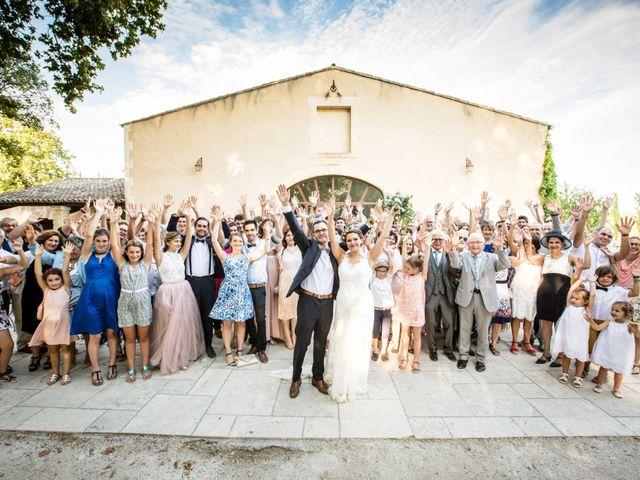 Le mariage de Yoann et Emilie à Maillane, Bouches-du-Rhône 17